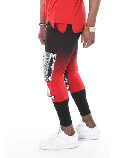 DAVID&GERENZO Pantolon Kırmızı